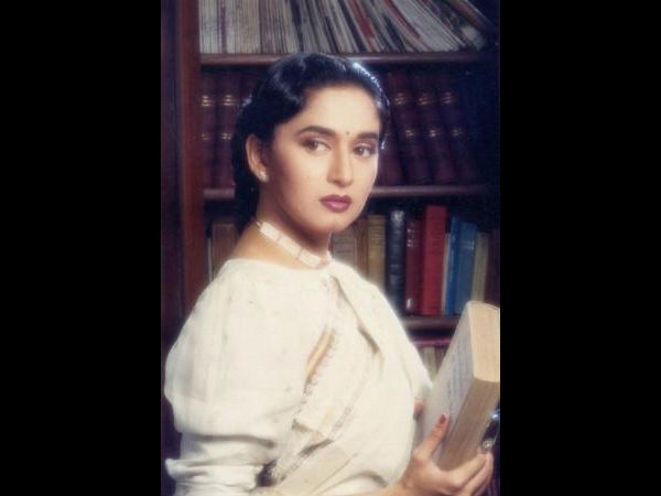 Madhuri's Different Look