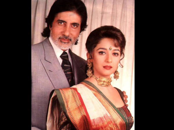 Madhuri With Big B