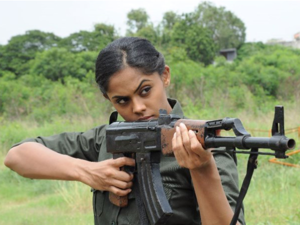 Karthika Nair The 'Hero'
