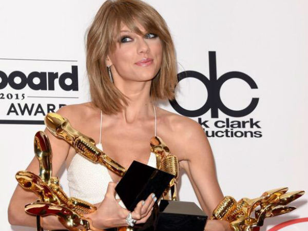 Billboards 2015: Taylor Swift Rules The Night With 8 Wins & Super Hot Video Premiere