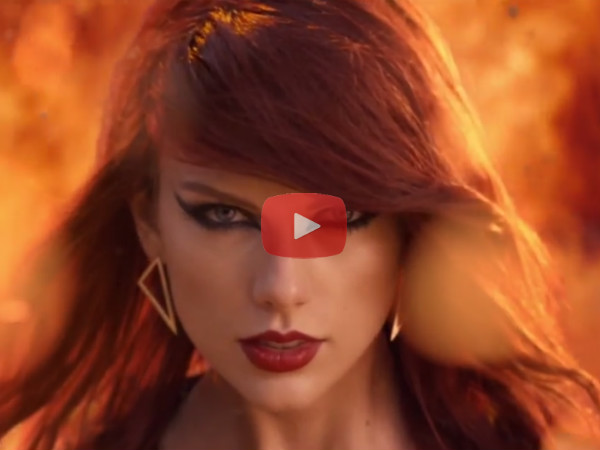 Taylor Swift's Dissing Katy Perry In 'Bad Blood' Video?
