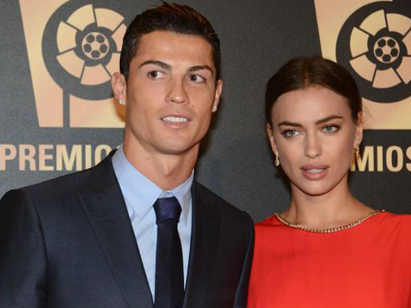 Irina Dumped Cristiano Ronaldo After Betrayal, Kisses Bradley!
