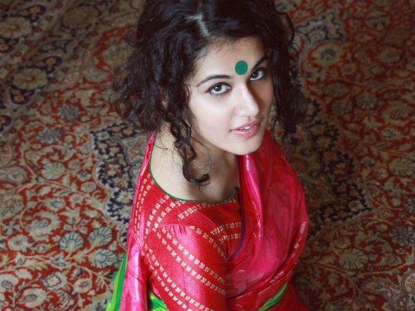 may-be-im-not-talented-enough-for-tollywood-taapsee-pannu