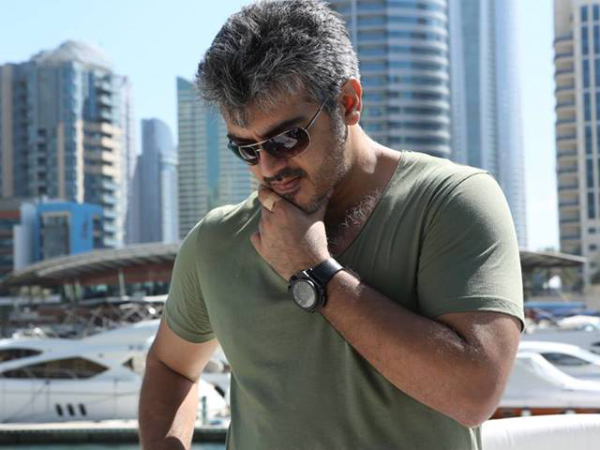 Thala Ajith Decides The Director And Producer Of Thala 57 To Help The Latter?