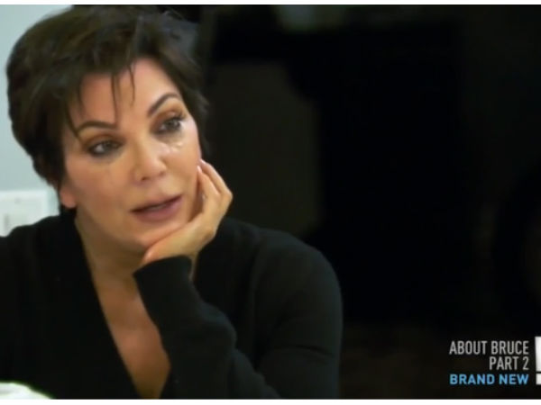 Kris Jenner Feels 'Like Bruce Died' After His Transition Decision