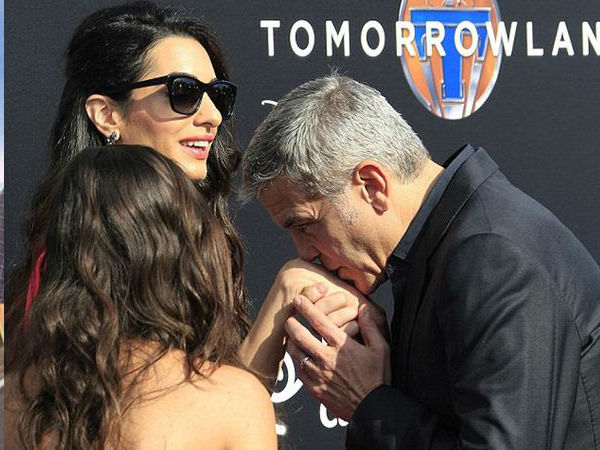 George Clooney Reveals How He Proposed To Amal