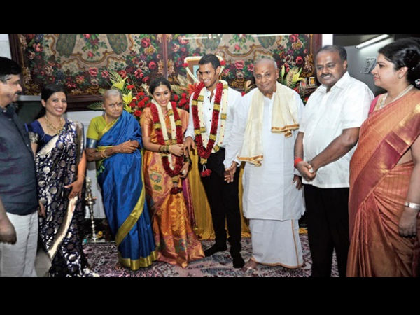 Image result for swathi gowda engagement