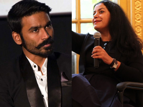 Dhanush's Next: An English Film With An Award Winning Director?