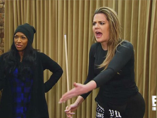 KUWTK Sneak Peek: Kim & Khloe Fight Over Popularity, KoKo Uploads A Racy Pic