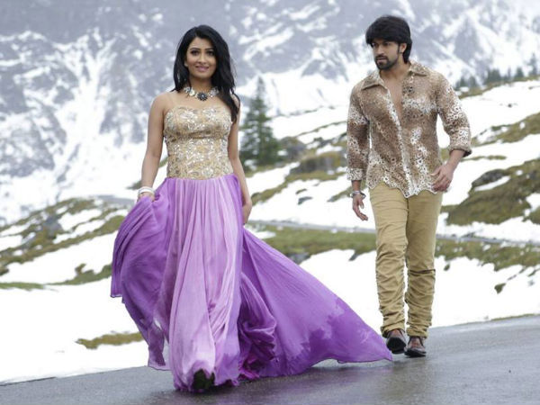 Smoking Hot Yash And Glam Radhika