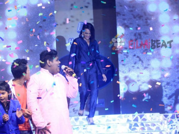 Sonakshi's Grand Entry