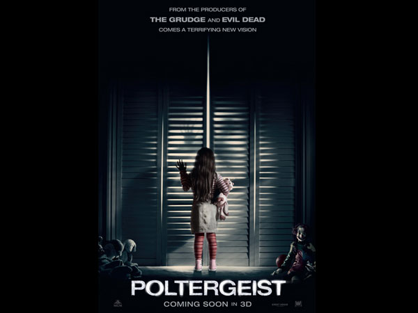 'Poltergeist' Movie Review-  Not Up To The Expectation