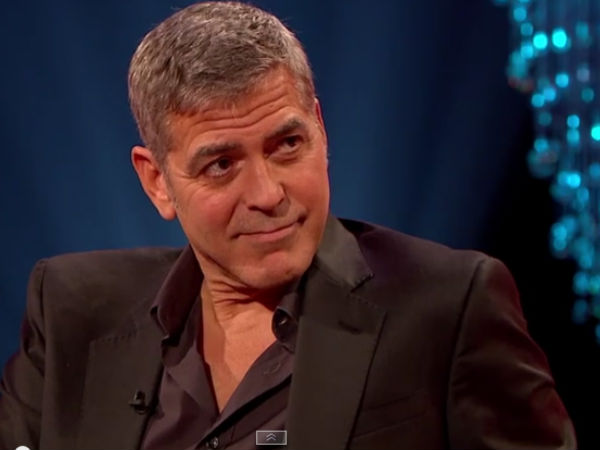 George Clooney Apologises Again For 'Batman and Robin' On The Graham Norton Show