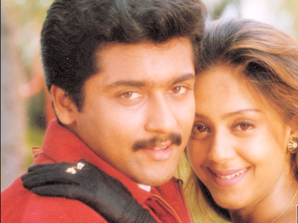 Whether Suriya Acting In Savitri Biopic Movie: Jyothika And Surya Together