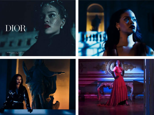 Watch Dior's Short Film Secret Garden IV Featuring Rihanna