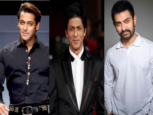 Shahrukh Khan, Aamir Khan Promote Salman Khan's Bajrangi ...