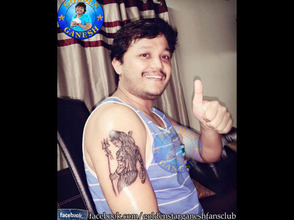 Will Lord Shiva Bring Success To Golden Star Ganesh's Career?