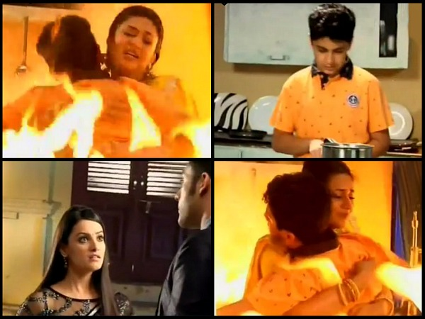Ishita To Save Aditya