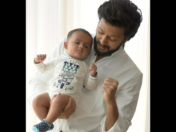Riteish And Riaan