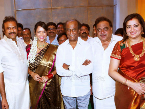 Ambareesh's Tollywood Friends