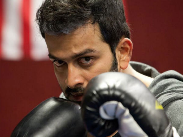 Prithviraj As Varun Blake