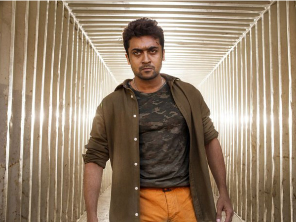 Suriya The Performer