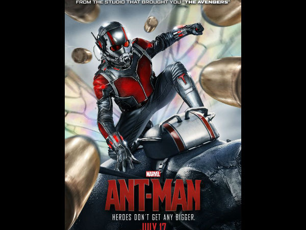 See All New Poster of Paul Rudd As Ant-Man