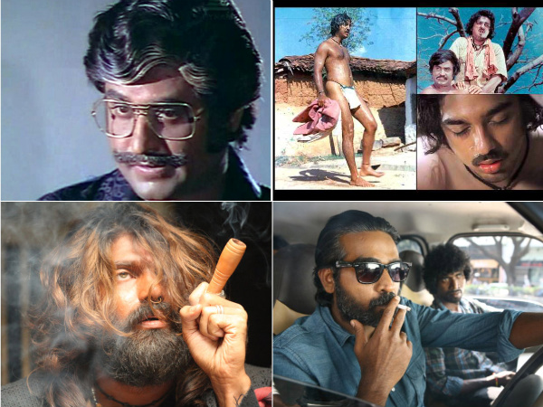 Masss Spl: Tamil Heroes Who Have Tried Wacky Roles Like Suriya's In Masss!