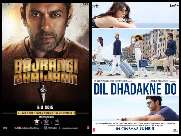 Bajrangi Bhaijaan First Song Releases With Dil Dhadakne Do