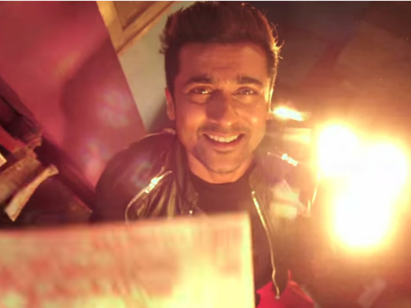 Masss 3 Days Worldwide Box Office Collections: Begins Well!