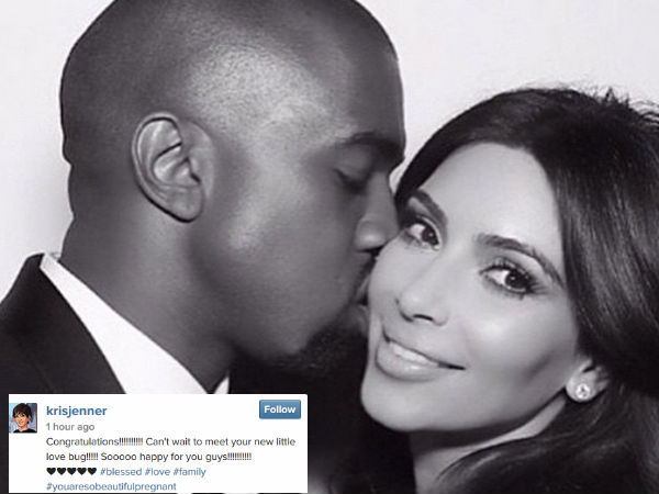 Kris Jenner Can't Wait To Meet Pregnant Kim Kardashian's Second Baby!