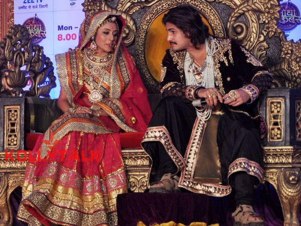Rajat Tokas, Paridhi Sharma's Jodha Akbar To Go Off Air?