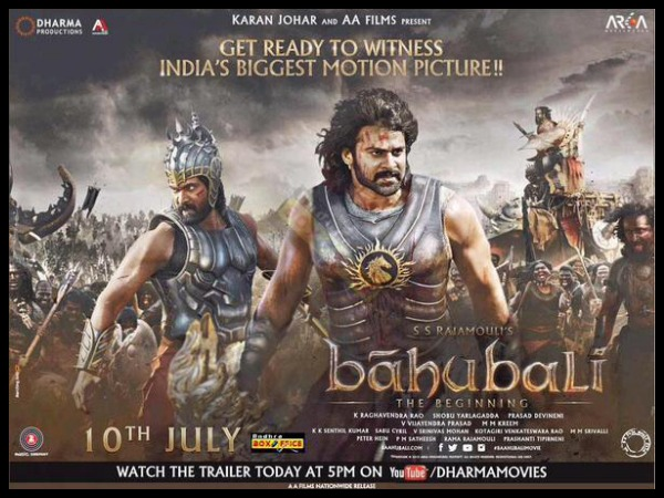 Baahubali Trailer: Mindblowing, Take A Bow S.S. Rajamouli