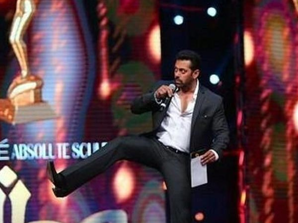 Salman's Fun Moment