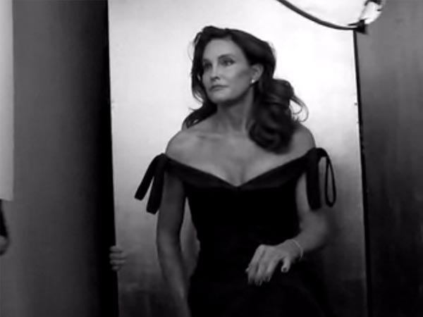 FIRST LOOK: Caitlyn Jenner (Bruce Jenner) As A Woman