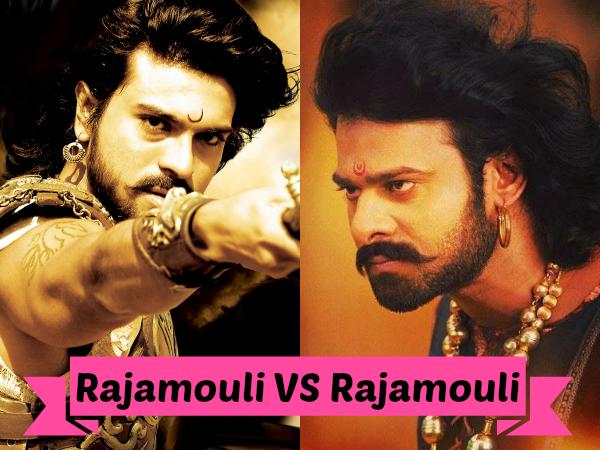 Omg Comparisons Between Magadheera And Baahubali Filmibeat