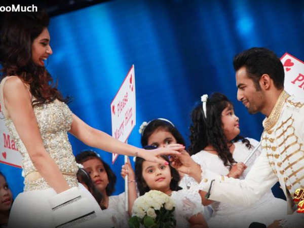 Nach Baliye To Have Upen Patel And Karishma Tanna's Sangeeth Ceremony