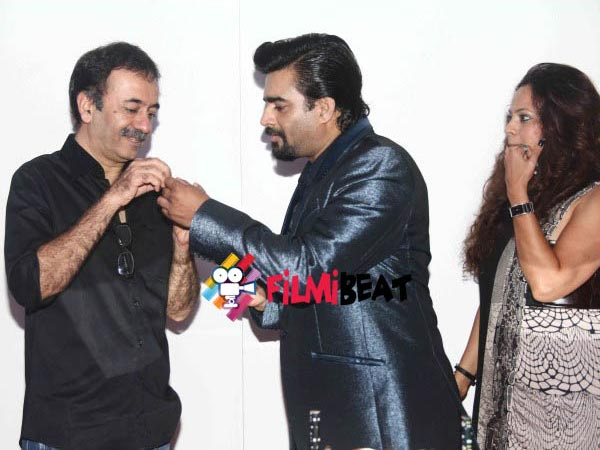 Rajkumar Hirani At Bash