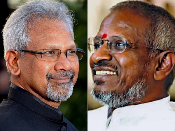 B'day Spl: Is It Just Coincident That Mani Ratnam And Ilaiyaraaja Share Their Birthday?