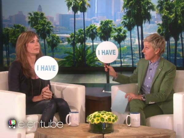 Allison Janney Admits She Hooked Up With A Co-Star