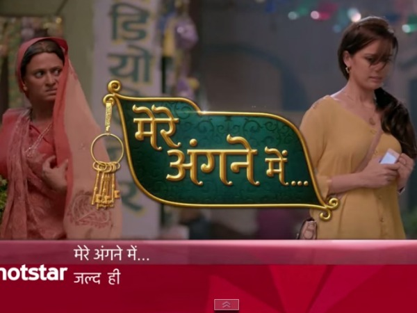 New Show On Star Plus, Mere Angne Mein - Promising Trailer, First Look!