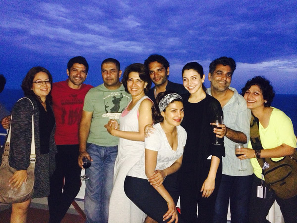 Dil Dhadakne Do Cast