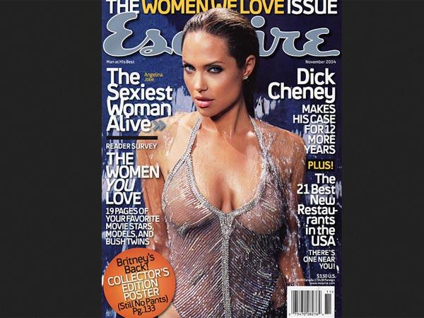 Angelina Jolie Birthday Angelina Jolie Magazine Covers