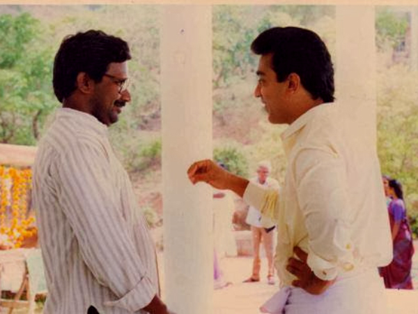 CONFIRMED: Mani Ratnam To Direct Kamal Haasan After 28 Years!