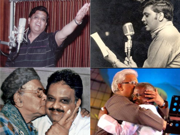 Happy B'day S.P.B: Amazing Unknown Facts About The Legendary SP Balasubrahmanyam(S.P.B)