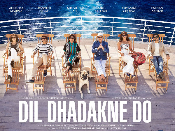 Dil Dhadakne Do Movie Review