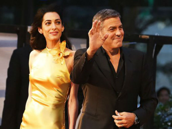 Amal Clooney To Enter Film Industry? Taking Acting Classes