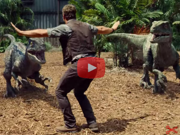 Jurassic World's Final Trailer Hints It Is A Blockbuster Already! Watch