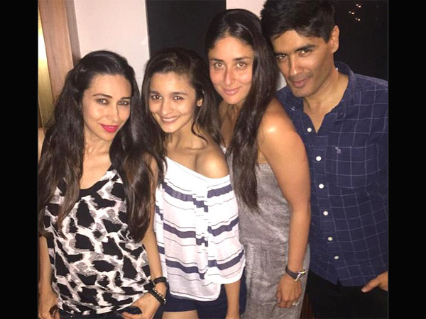 Bollywood Actors With Manish