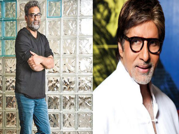 Amitabh Bachchan's Guest Appearance In R Balki's Next